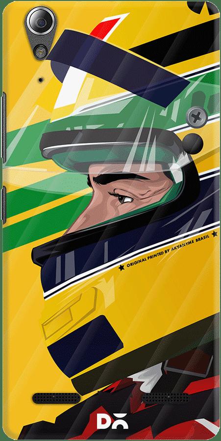 DailyObjects Ayrton Senna Case For Lenovo A6000
