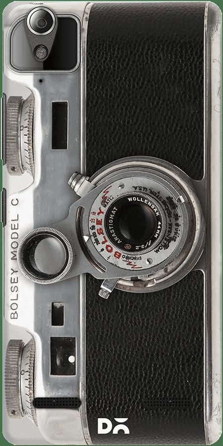 DailyObjects Bolsey Vintage Camera Case For Lenovo A6000
