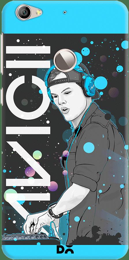 DailyObjects Avicii DJ Case For Letv Le 1S