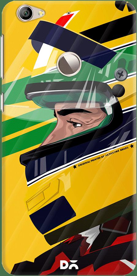 DailyObjects Ayrton Senna Case For Letv Le 1S