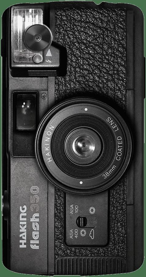 DailyObjects Camera Case For LG Google Nexus 5