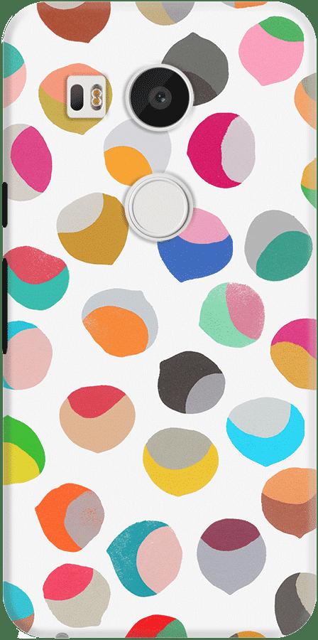DailyObjects Toss Case For LG Google Nexus 5X