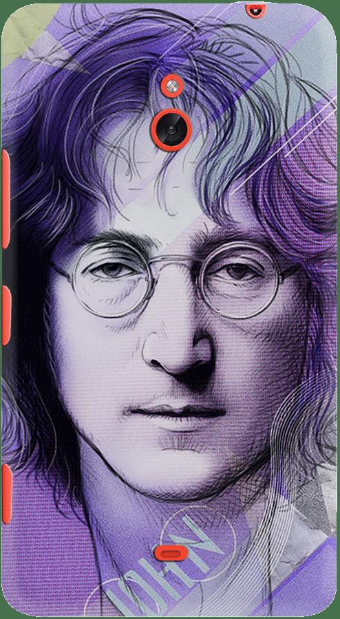 DailyObjects John Lennon Case For Nokia Lumia 1320