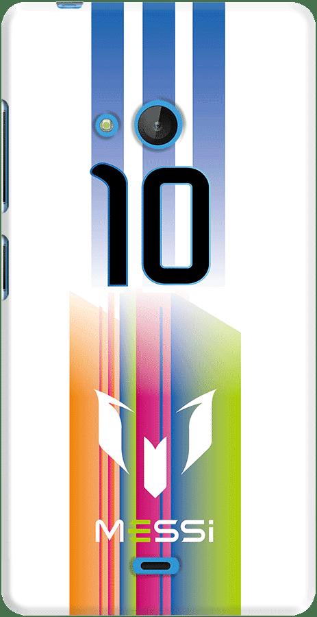 DailyObjects Leo Messi Perfect 10 Case For Microsoft Lumia 540